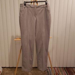 Express Light Grey Dress Pants.